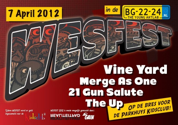banner wesfest